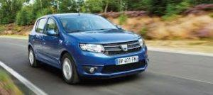 Top 5 used cars in Romania